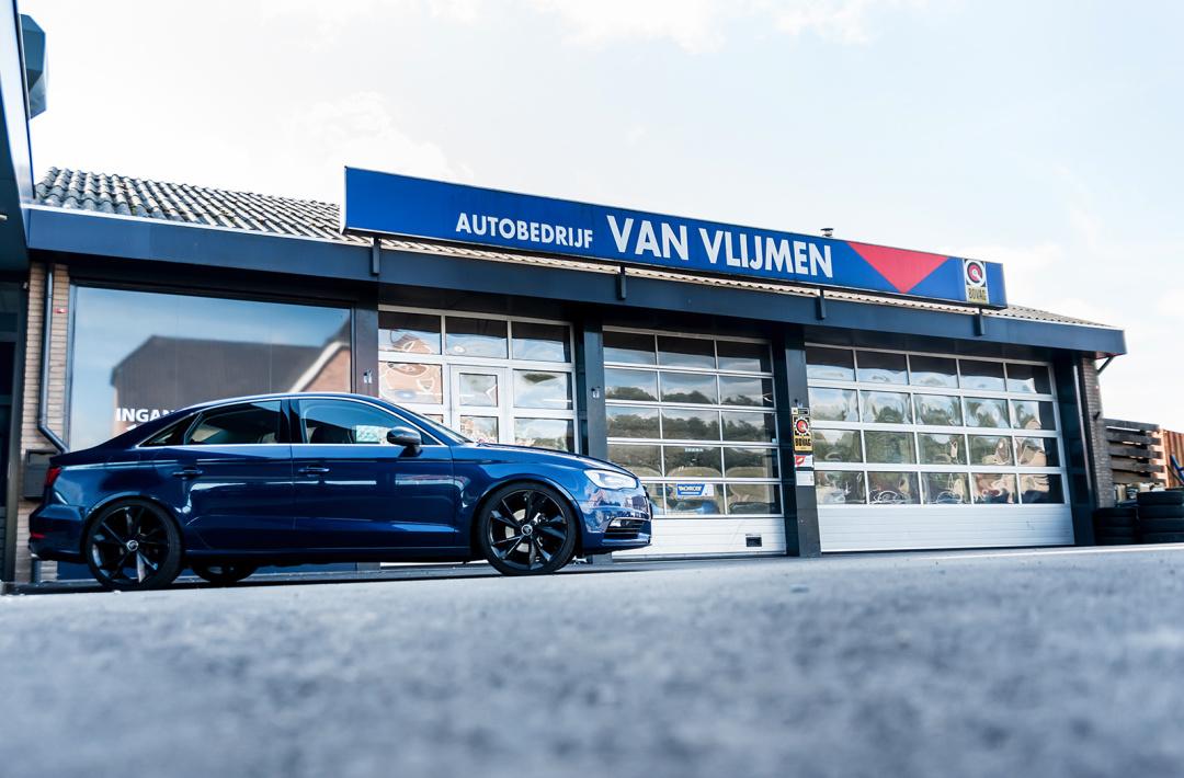 Garage van Vlijmen BV-Nieuw-Lekkerland